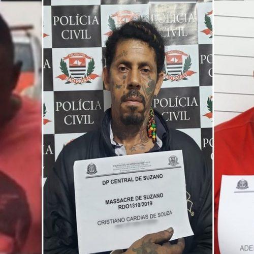 Quase 1 ano depois, trio envolvido no massacre em Suzano é solto pela Justiça