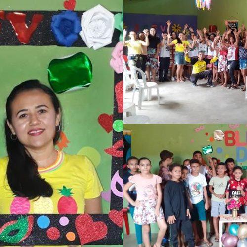 Em clima de carnaval,  Social de Vera Mendes inicia as atividades do SCFV