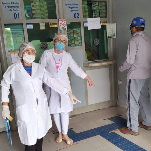 Massapê do Piauí realiza campanha de prevenção ao coronavírus