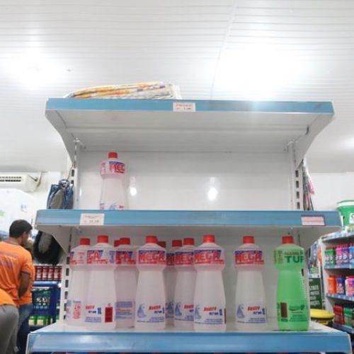 Cresce em mais de 70% a procura por álcool em gel e máscaras em Picos e região
