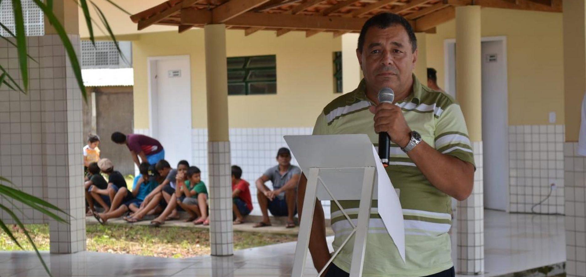 Enfermeira do prefeito morto com Covid-19 no Piauí relata últimos momentos do gestor