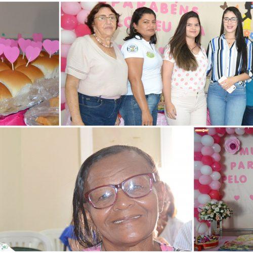 JAICÓS | Secretaria de Assistência realiza café da manhã em homenagem às mulheres