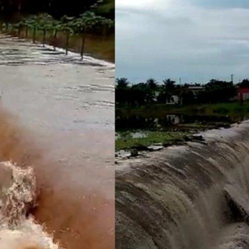 Idepi inspeciona barragens no Estado e não detecta risco de rompimento
