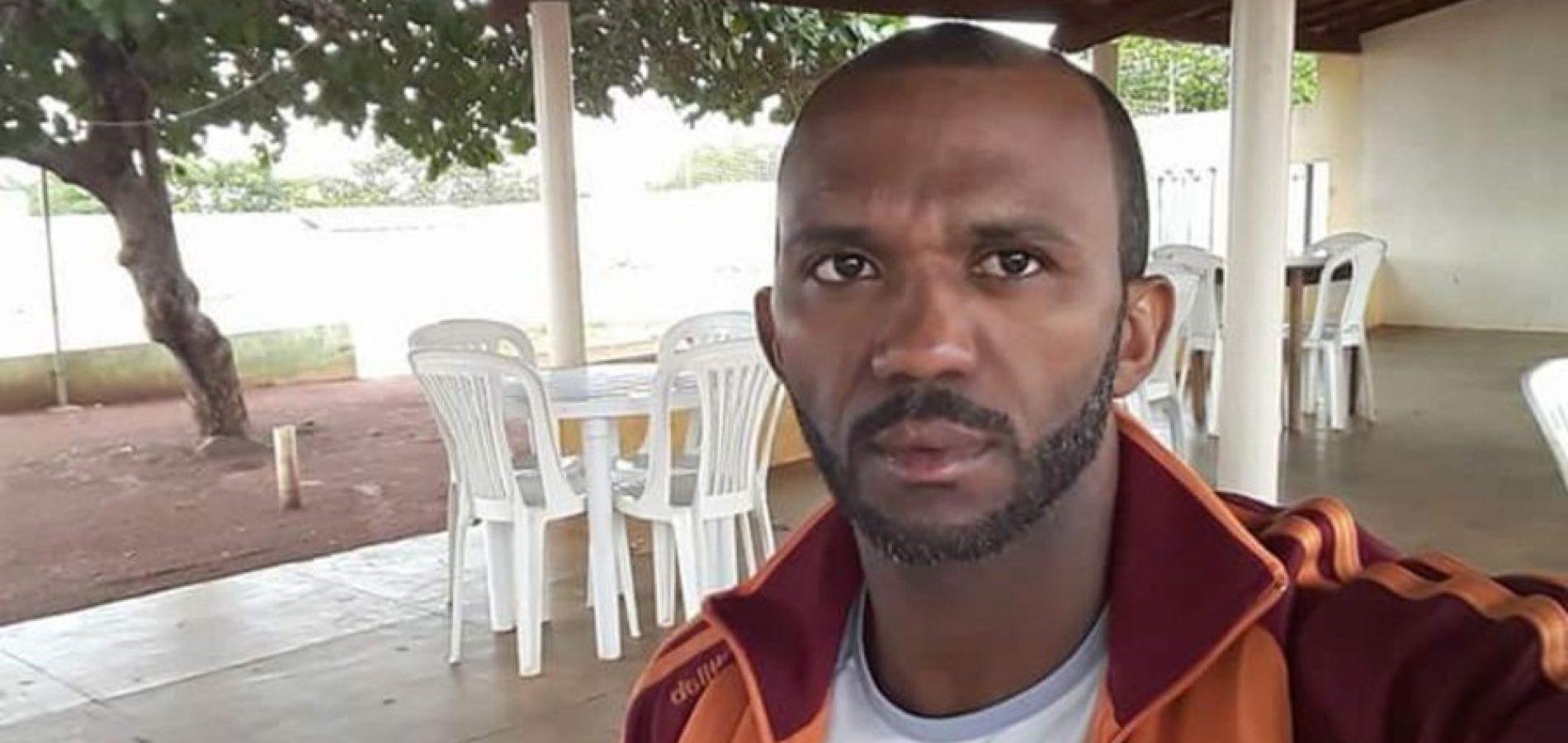 Ex-jogador da SEP falece após colidir moto contra animal em acidente próximo a Picos