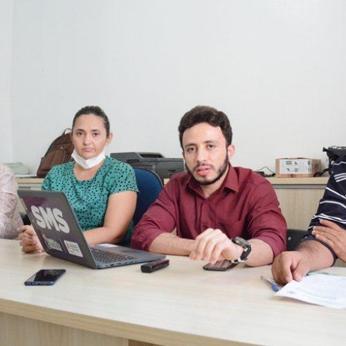 Gestores falam sobre medidas preventivas e caso suspeito em Jaicós, e pedem conscientização da população