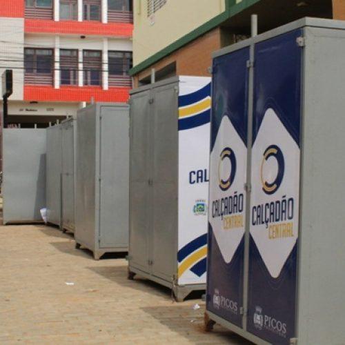 Calçadão Central será inaugurado nesta sexta-feira (13) em Picos