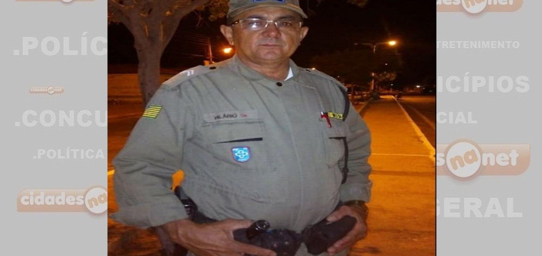 Após meses internado, policial militar que atuava em Belém do Piauí morre aos 50 anos