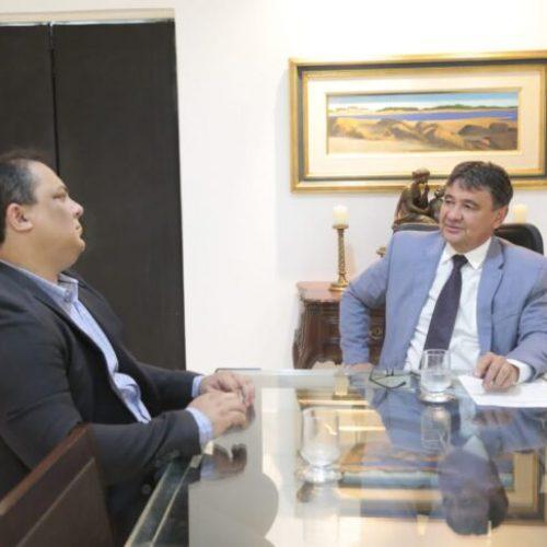 Governador e Polícia Civil definem estratégias para prevenir crimes a partir das divisas do estado