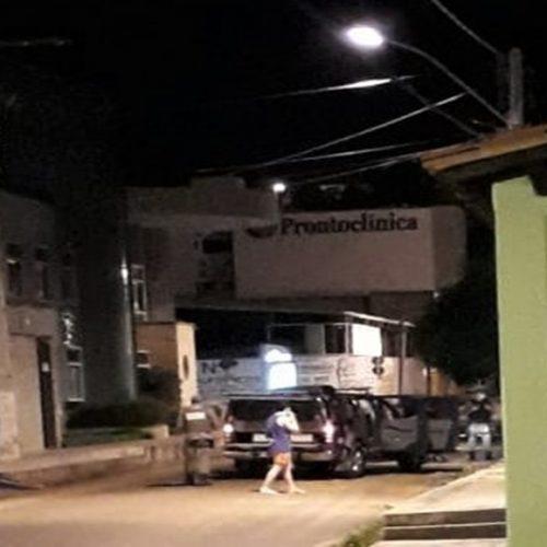 Polícia Militar prende dupla por arrombamento no centro de Picos