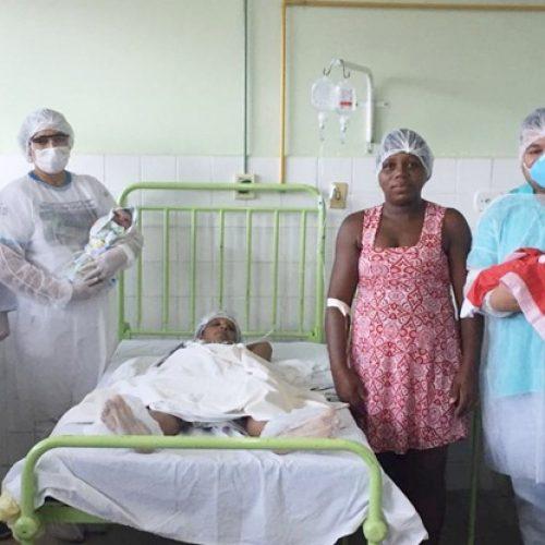 JAICÓS | Dois partos normais são realizados pelo Hospital Florisa Silva durante a madrugada