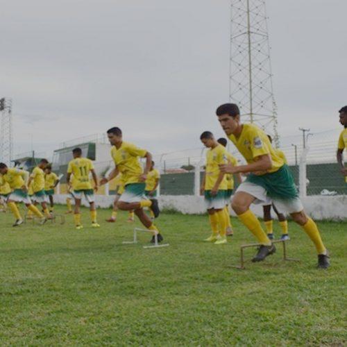 SEP intensifica treinos em busca de bons resultados no 2° turno do Campeonato Piauiense