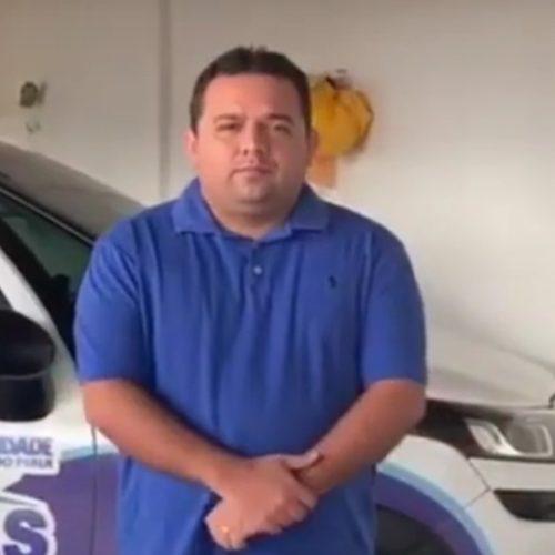 CARIDADE | Prefeito Toninho alerta população sobre os cuidados para evitar a covid-19