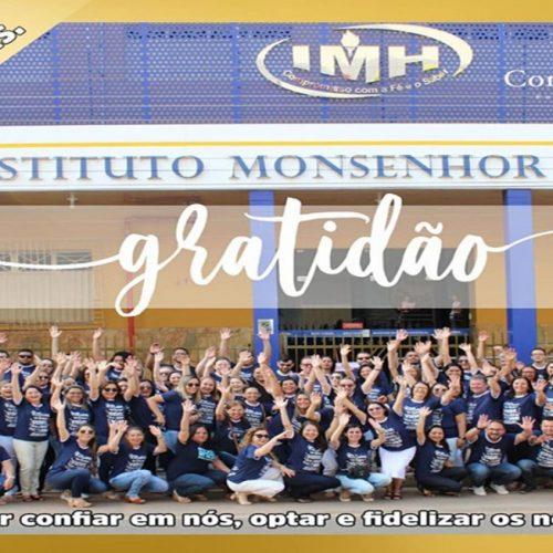 PICOS | O diferencial do IMH com a aplicação do programa socioemocional 'Escola da Inteligência'