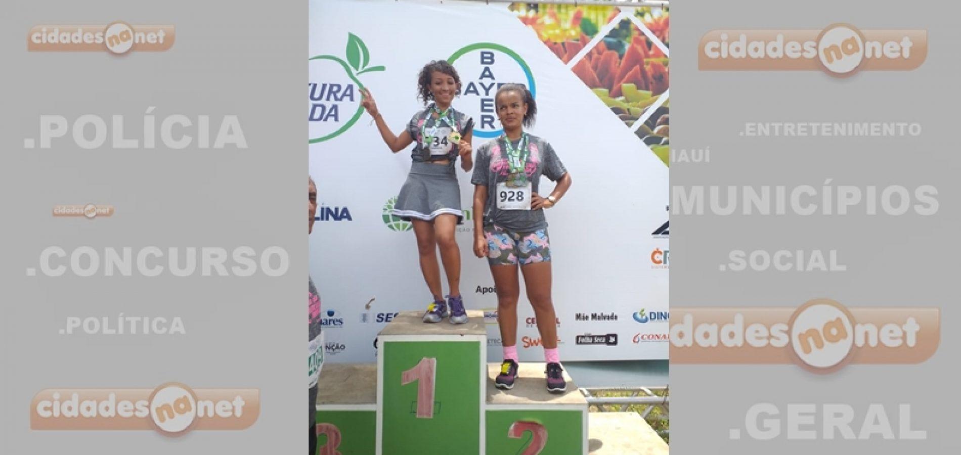 Atleta de Caridade do Piauí conquista 1º lugar em competição no Pernambuco