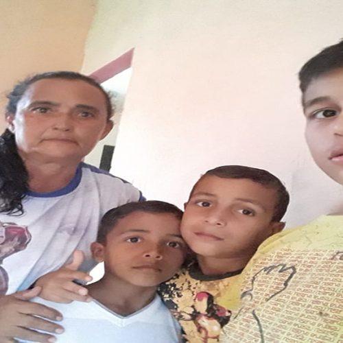 Em meio à pandemia do Coronavírus, família de Alegrete necessita de alimentos. Veja como ajudar!