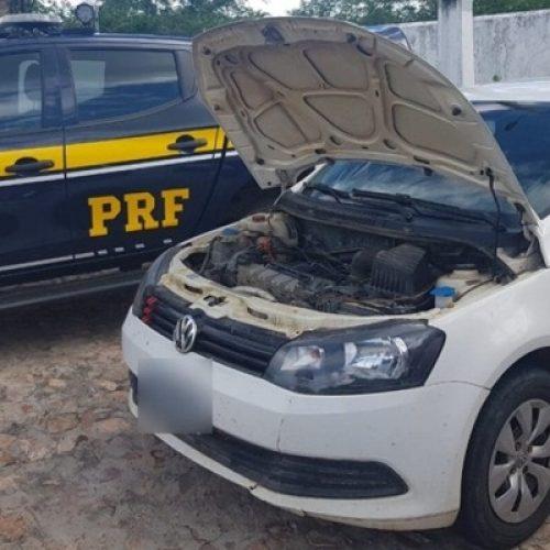 FRONTEIRAS | PRF prende homem na BR 230 por uso de documento falso e receptação
