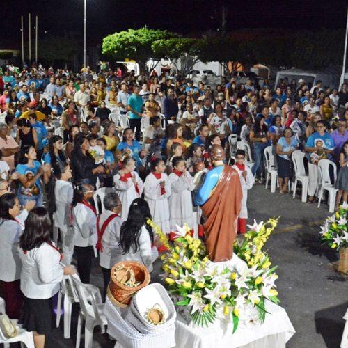 Carreata e missa abrem o novenário do 86º festejo de São José em Caldeirão Grande do Piauí