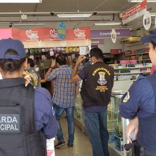 Três filiais das Lojas Americanas são interditadas no Piauí apósdescumprimento de decreto