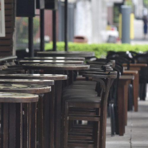 Decreto que fecha bares e outros comércios passa a valer a partir deste sábado (21)