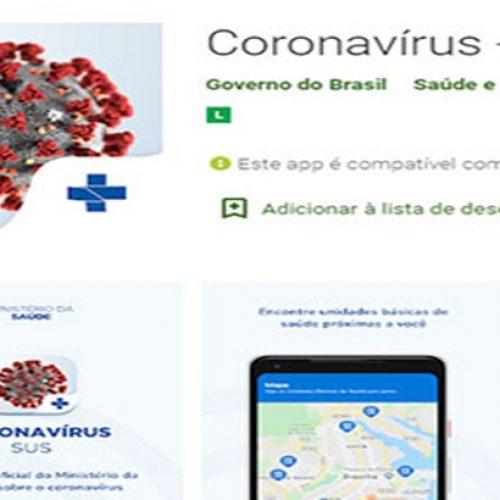 """Aplicativo do SUS faz """"triagem virtual"""" do coronavírus; baixe aqui"""
