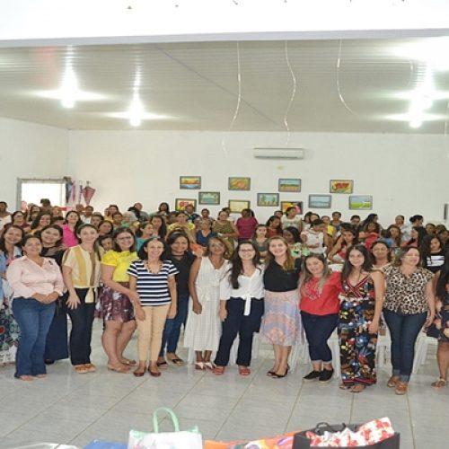 SIMÕES | Em comemoração ao Dia da Mulher, Prefeitura realiza I Encontro de Empoderamento Feminino
