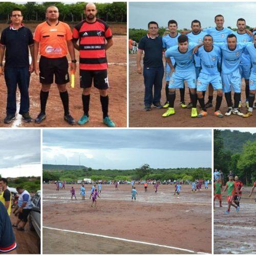 Prefeitura de Caldeirão Grande do Piauí dá início ao 28º Campeonato de Futebol Amador