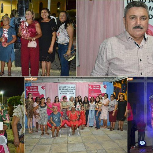 SIMÕES | Veja fotos da festa em homenagem ao Dia Internacional da Mulher