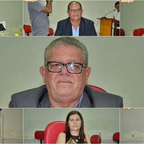 SIMÕES | Em Sessão Ordinária, Câmara de Vereadores debate sobre coronavírus e aprova requerimento