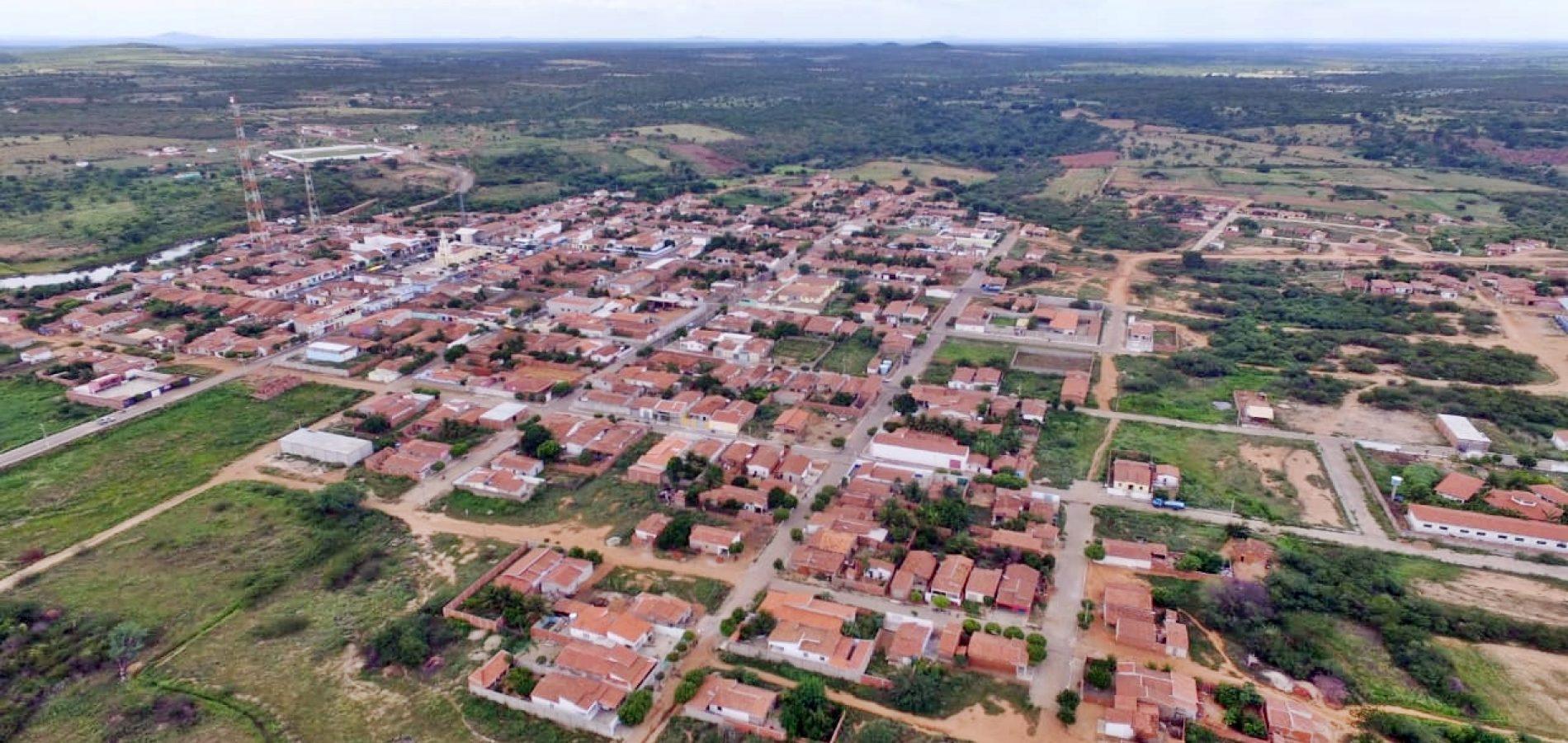 Em Caridade do Piauí, 14,9% da população recebeu a vacina contra a Covid