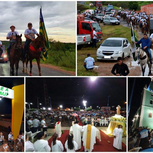 Confira fotos da III Cavalgada de São José em Belém do Piauí