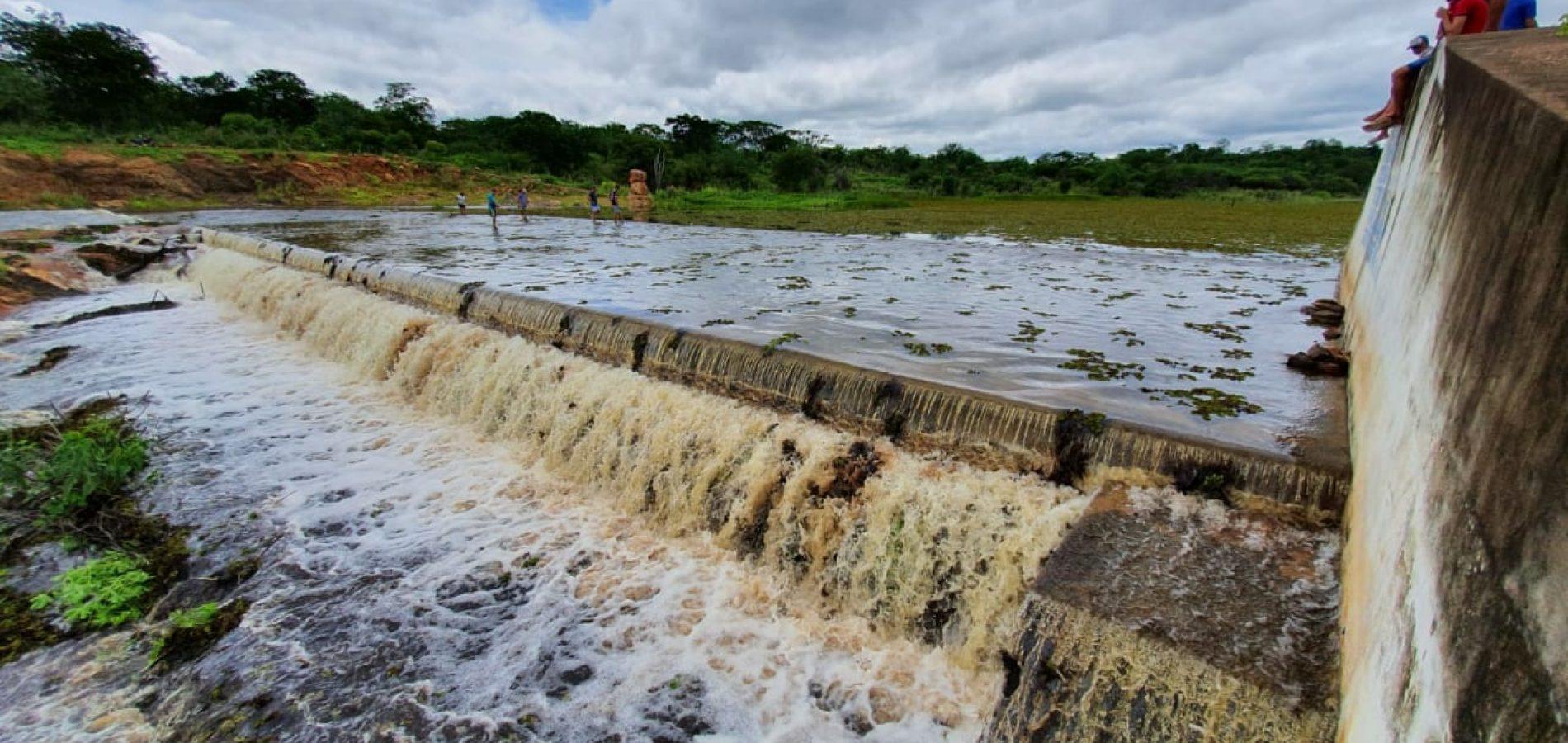 Piauí registra período chuvoso inédito em março, diz especialista