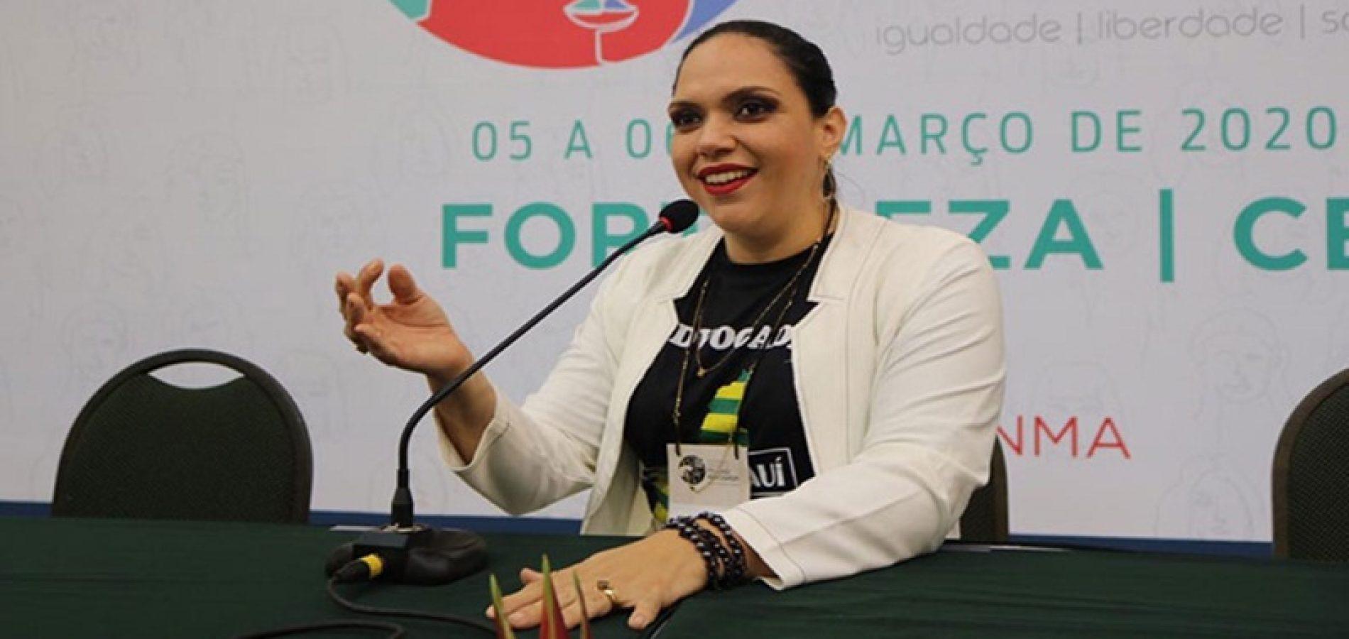 Ouvidora da OAB é internada com suspeita de coronavírus e faz alerta por ter participado de eventos em Picos e mais 3 cidades