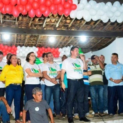 Oposição lança Elvis Ramos como pré-candidato a prefeito de Ipiranga do Piauí