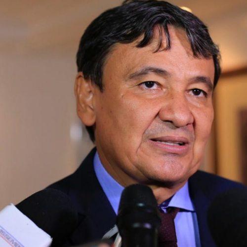 Wellington Dias anuncia investimentos contra o coronavírus