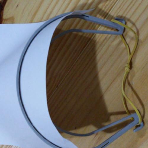 Empreendedores piauienses produzem máscaras em 3D para ajudar no combate ao covid-19