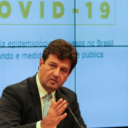 Brasil registra 114 mortes e 3.904 casos de coronavírus, revela Ministério da Saúde