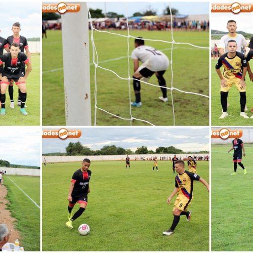 Serra Velha e Dois Irmãos garantem vaga nas semifinais do 21º Campeonato de Alagoinha; fotos
