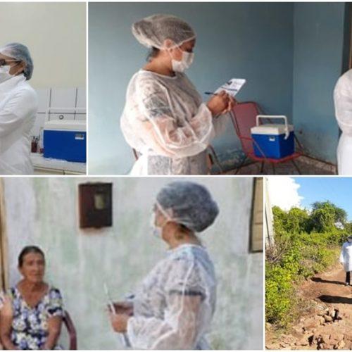 Saúde de Santana realiza campanha de vacinação contra Influenza H1N1