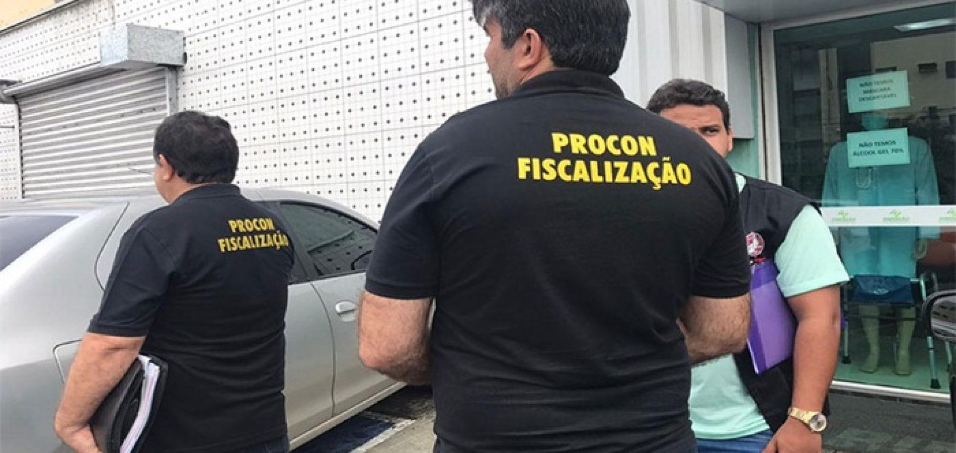 No Piauí, Procon autua 17 estabelecimentos por preço abusivo e multa pode chegar a R$ 10 milhões