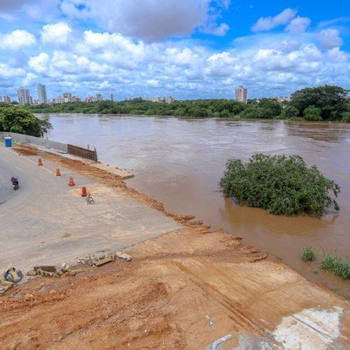 Sistema de Alerta confirma elevação do nível de rios no Piauí