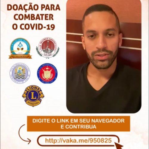 Jogador Rômulo faz doação para compra de ventiladores pulmonares para Hospital de Picos