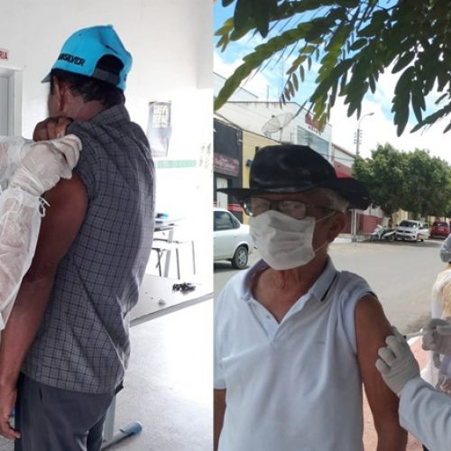 Jaicós atinge mais de 90% na cobertura vacinal contra gripe; campanha segue até 5 de junho