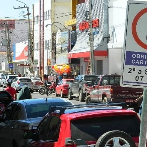 PICOS | Cobrança da taxa Zona Azul é suspensa por 30 dias