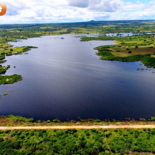 VILA NOVA | Barragem de São João Batista atinge maior nível dos últimos 07 anos; imagens aéreas