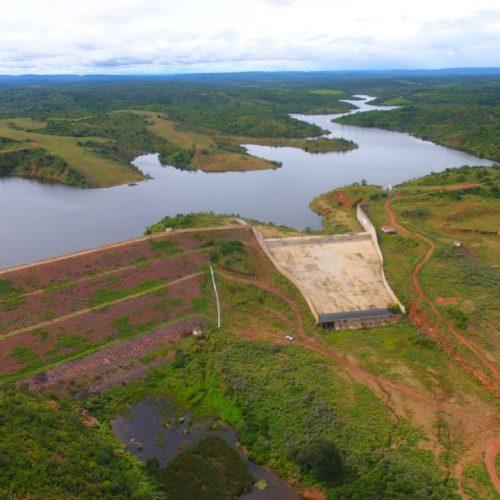 Barragem de Piaus está com 48% da capacidade e registra maior nível da história; veja imagens aéreas