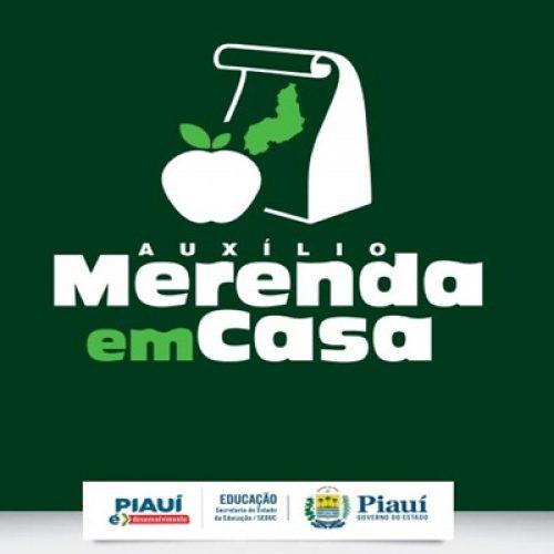 Mais de 25 mil pais de alunos já receberam o auxílio Bolsa Merenda no Piauí; saiba como ter o benefício