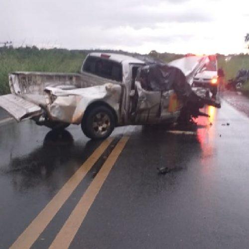 Morre segunda vítima do acidente na BR 316 em Valença