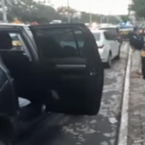 Piauienses são presos no Maranhão suspeitos de roubo de carros de luxo