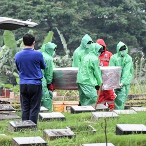 Brasil registra 1.091 mortes por Covid-19 e total ultrapassa 64 mil