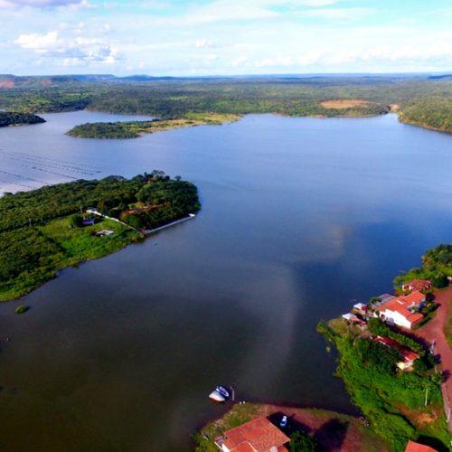 Barragem de Bocaina registra maior nível dos últimos 08 anos; veja imagens aéreas